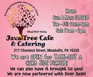 Java Tree Cafe