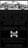 Church Auto Parts