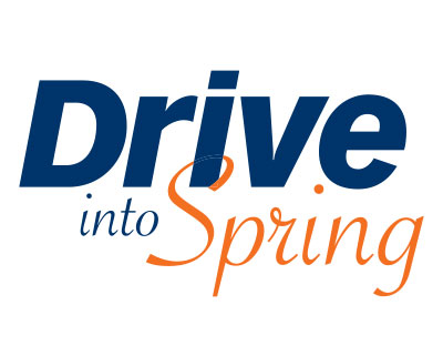DRIVE Into Spring