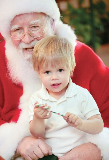 Visit Santa without all the tears