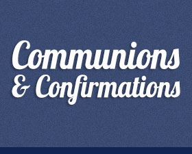 Communions & Confirmations | Understanding chrism