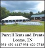 Purcell Tents and Events
