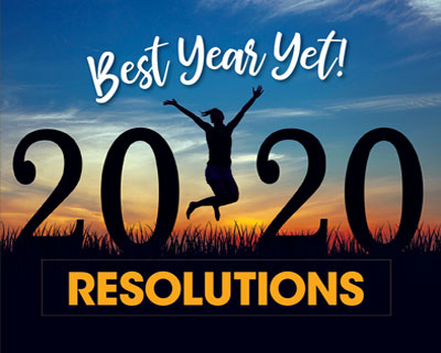 Best Year Yet! Resolutions 2020