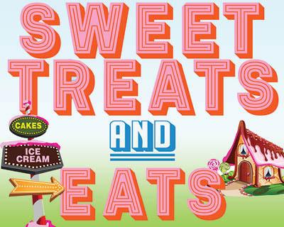 Trail of Sweet Treats & Eats