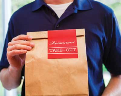 Dining.  Take-out & Delivery Guide