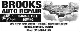 Brooks Auto Repair