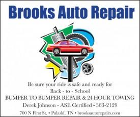 Brooks Auto Repair