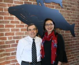 Dr. Diresta and Dr. Barnes