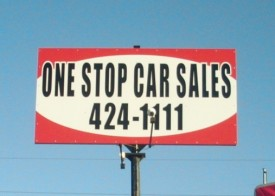 One Stop Car Sales