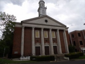 First Baptist Church - Huntsville