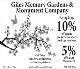 Giles Memory Garden & Monument Company