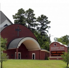 Greater Zion Missionary Baptist Church