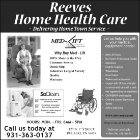 Reeve's Home Health Care