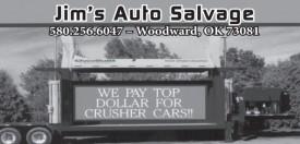 Jim's Auto Parts and Wrecker Service