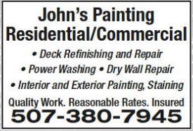 John's Painting Residential/Commercial