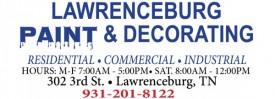 Lawrenceburg Paint & Decorating
