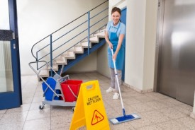 M2 - Office Cleaning