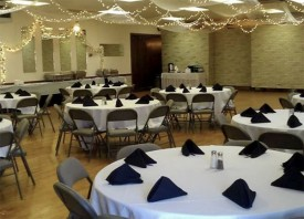 Get Married and Hold Your Reception in One Location at Pat's Oak Manor in South Milwaukee.
