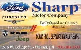 Sharp Motor Company