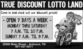 True Discount Lotto Land