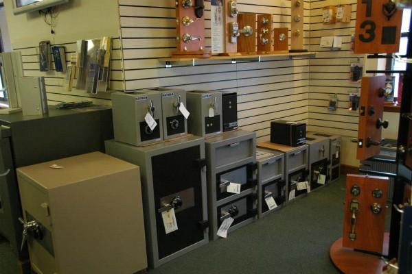 Dedge's Lock & Key Shop