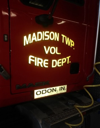 Odon Fire Volunteer Fighters: Madison Twp and Town of Odon