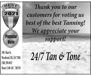 24/7 Tan & Tone