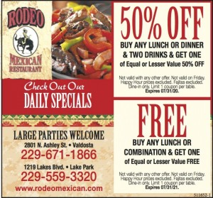 Rodeo Mexican Restaurant