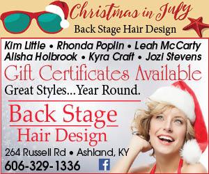 Back Stage Hair Design