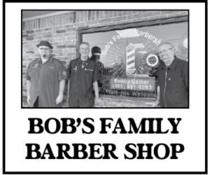 Bob's Family Barber shop