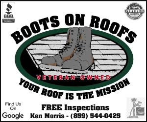Boots on Roofs