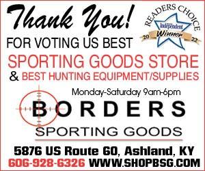 Borders Sporting Goods
