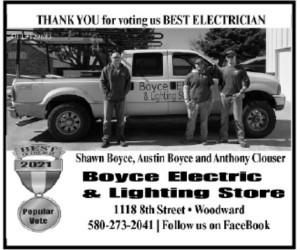 Boyce Electric & Lighting Store