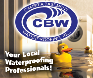 Cambria Basement Water Proofing