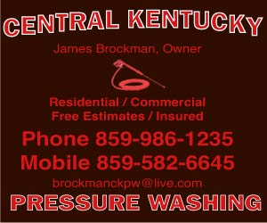Central Ky Pressure Washing