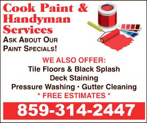 Cook Paint and Handyman Services
