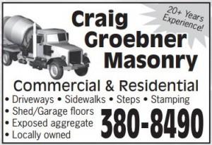 Craig Groebner Masonry