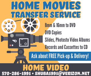 Home Movies Transfer Service