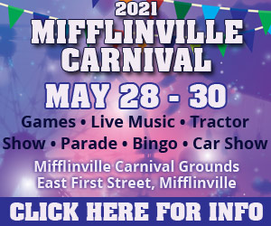 Mifflinville Carnival