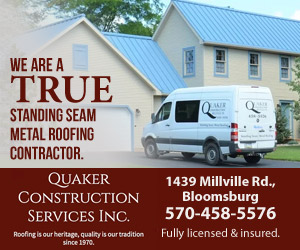 Quaker Construction Services Inc