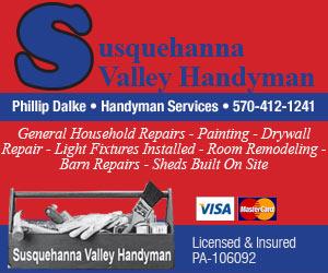 Susquehanna Valley Handyman
