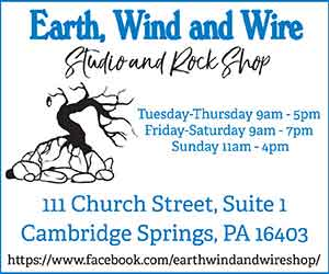 Earth, Wind and Wire