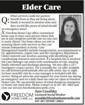 Freedom Home Care LLC.