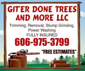 Git'er Done Trees & More