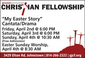 Greater Johnstown Christian Fellowship