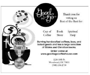 Good to Go Books & Coffee House