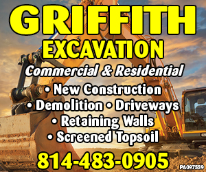 GRIFFITH EXCVATION