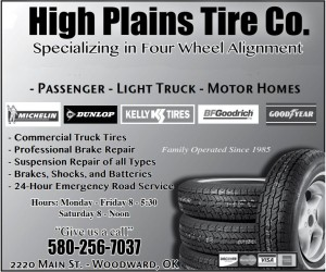 High Plains Tire Co.