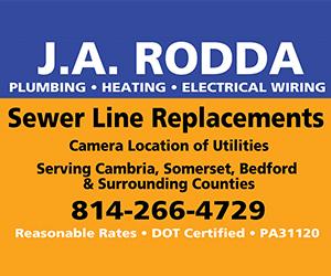 J. A. Rodda Plumbing, Heating & Electrical