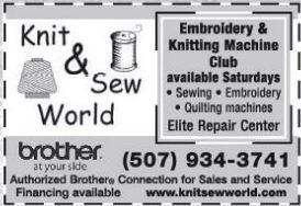 Knit & Sew World